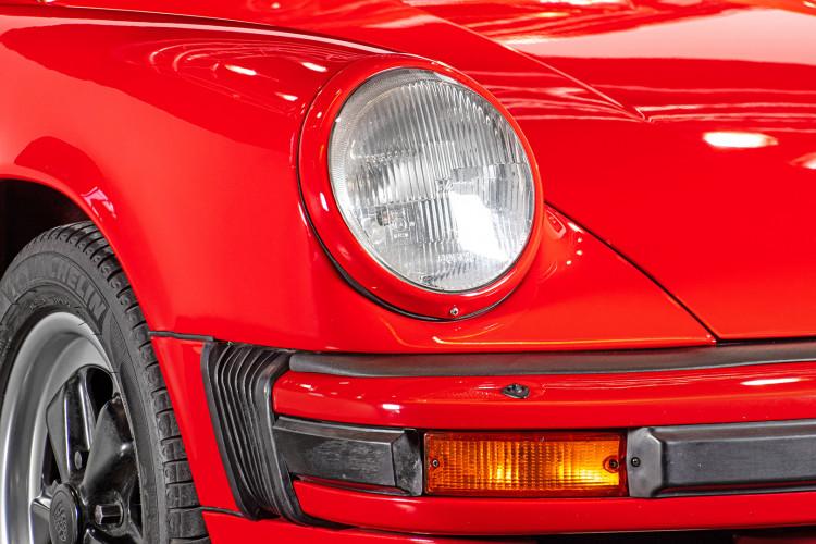 1986 Porsche 911 3.2 Cabrio 17