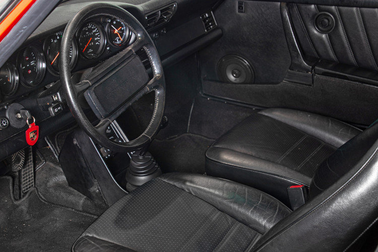 1986 Porsche 911 3.2 Cabrio 25