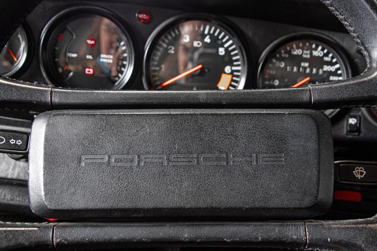 1986 Porsche 911 3.2 Cabrio 30