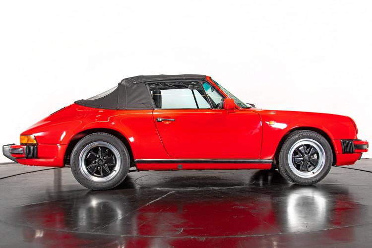 1986 Porsche 911 3.2 Cabrio 11