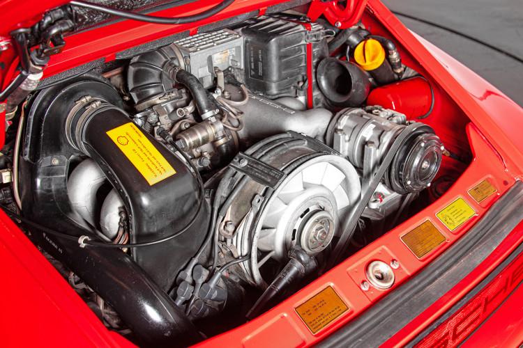 1986 Porsche 911 3.2 Cabrio 44