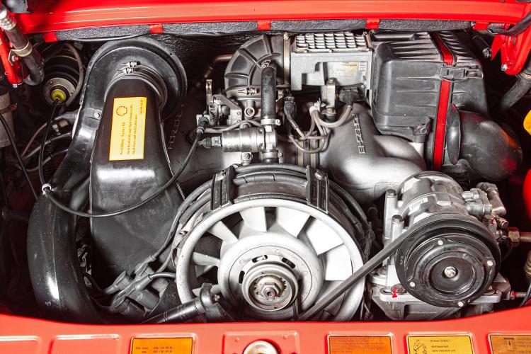 1986 Porsche 911 3.2 Cabrio 46
