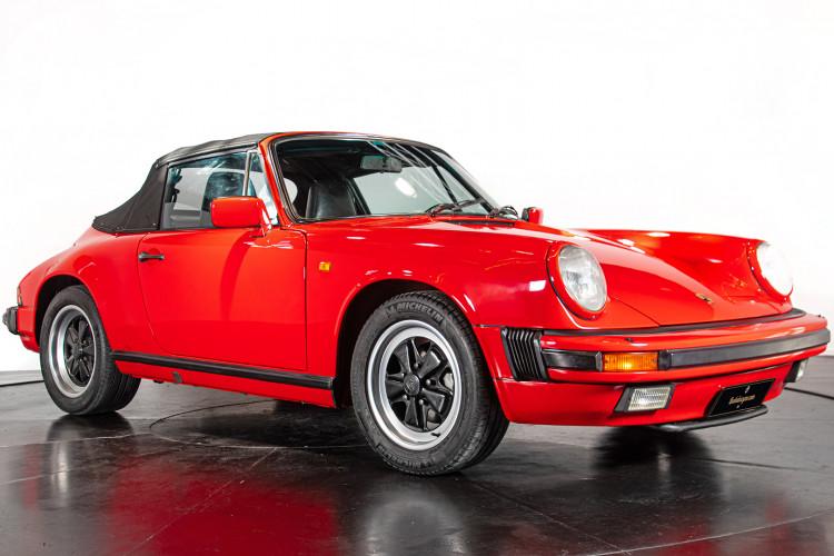 1986 Porsche 911 3.2 Cabrio 10