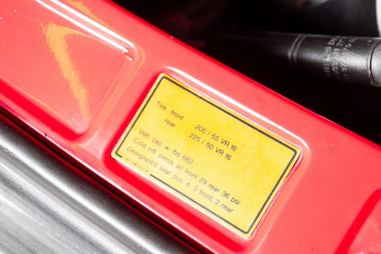 1986 Porsche 911 3.2 Cabrio 45