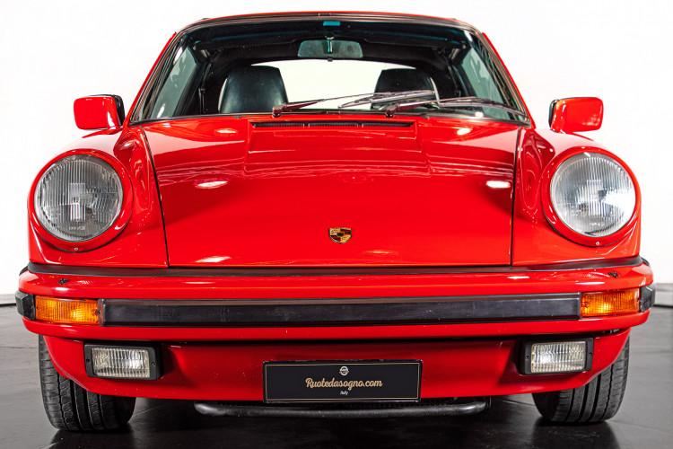 1986 Porsche 911 3.2 Cabrio 9