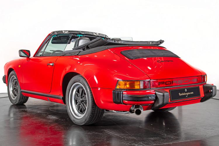 1986 Porsche 911 3.2 Cabrio 6