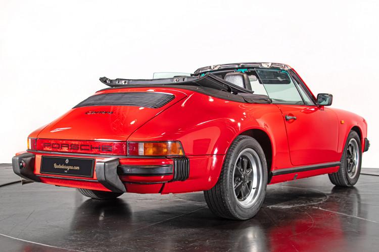 1986 Porsche 911 3.2 Cabrio 4
