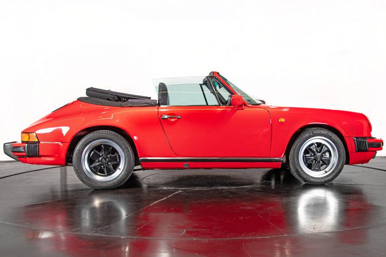1986 Porsche 911 3.2 Cabrio 3