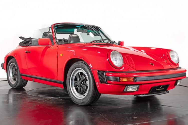 1986 Porsche 911 3.2 Cabrio 2