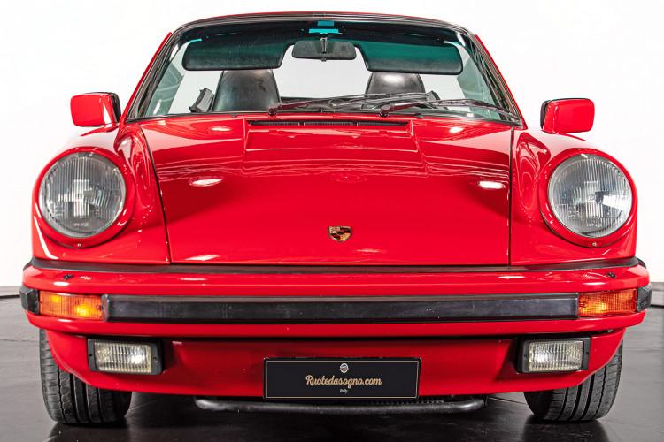 1986 Porsche 911 3.2 Cabrio 1