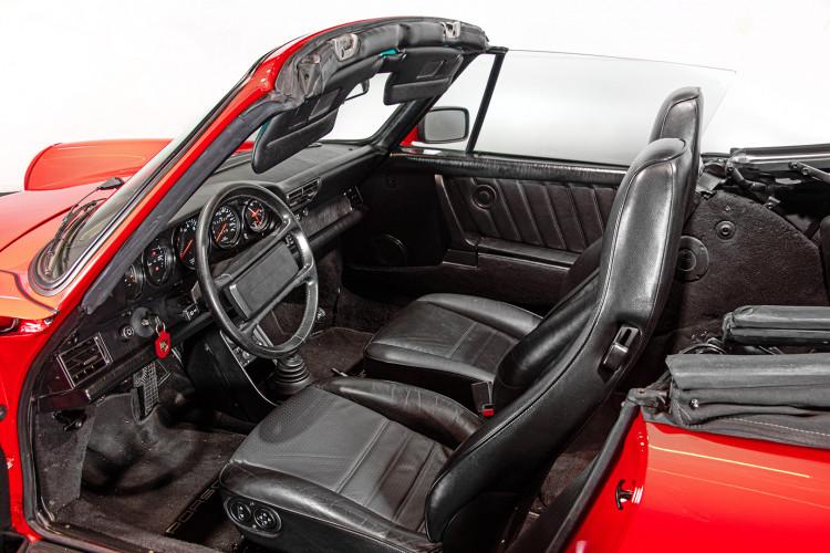1986 Porsche 911 3.2 Cabrio 57