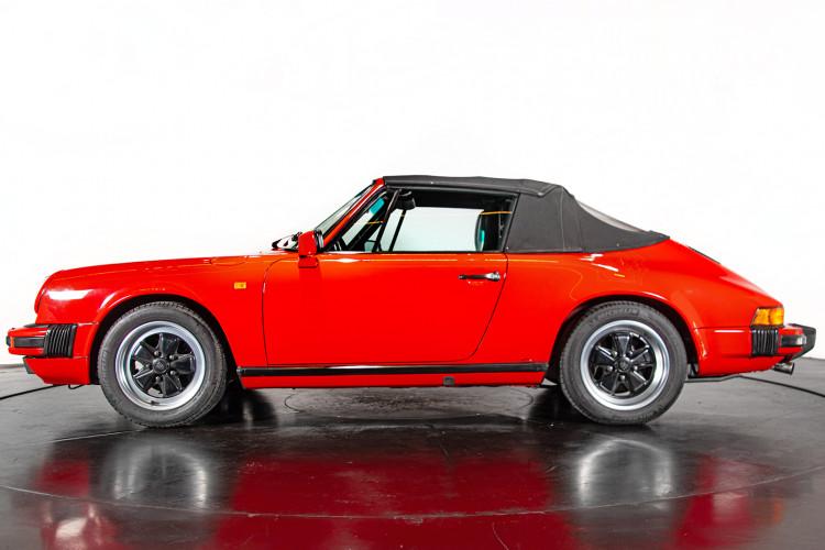 1986 Porsche 911 3.2 Cabrio 15