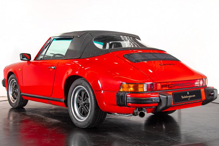 1986 Porsche 911 3.2 Cabrio 14