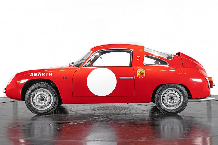 """1960 Fiat Abarth 750/850 Bialbero Record Monza """"Competizione""""  7"""