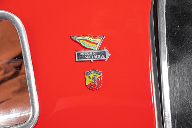 """1960 Fiat Abarth 750/850 Bialbero Record Monza """"Competizione""""  14"""