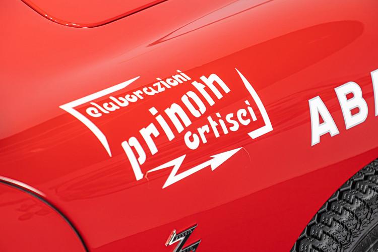 """1960 Fiat Abarth 750/850 Bialbero Record Monza """"Competizione""""  15"""