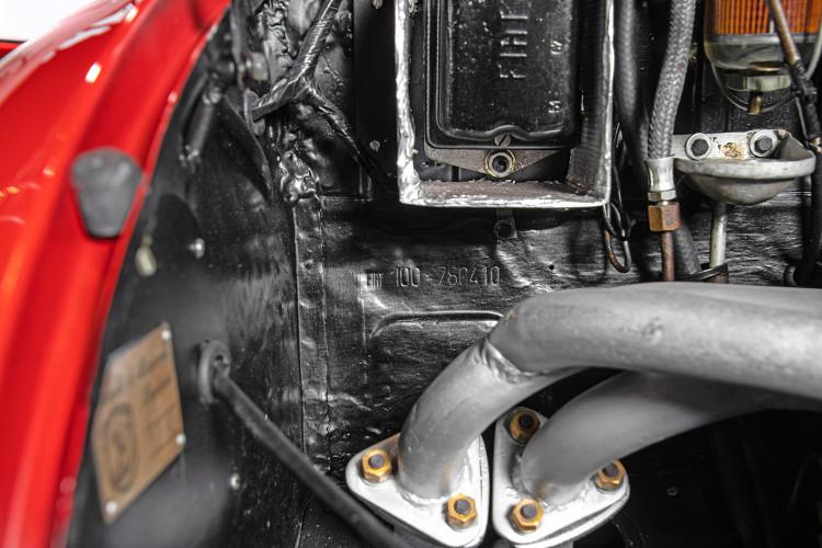 """1960 Fiat Abarth 750/850 Bialbero Record Monza """"Competizione""""  34"""