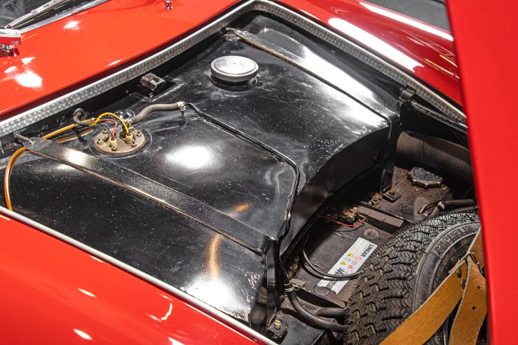 """1960 Fiat Abarth 750/850 Bialbero Record Monza """"Competizione""""  43"""
