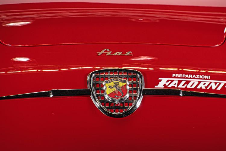 """1960 Fiat Abarth 750/850 Bialbero Record Monza """"Competizione""""  10"""