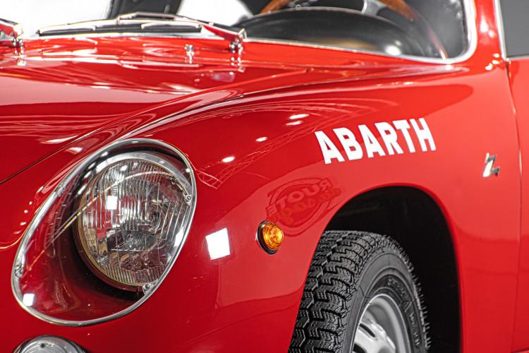 """1960 Fiat Abarth 750/850 Bialbero Record Monza """"Competizione""""  11"""