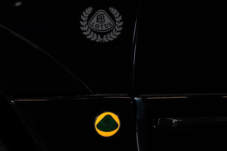 1991 Opel Omega Lotus 12