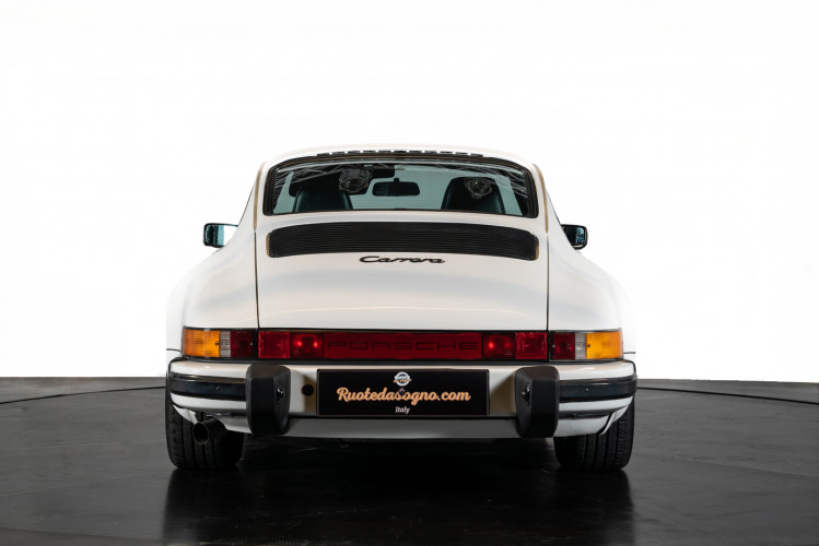 1986 PORSCHE 911 3.2 CARRERA G50 COUPè 3