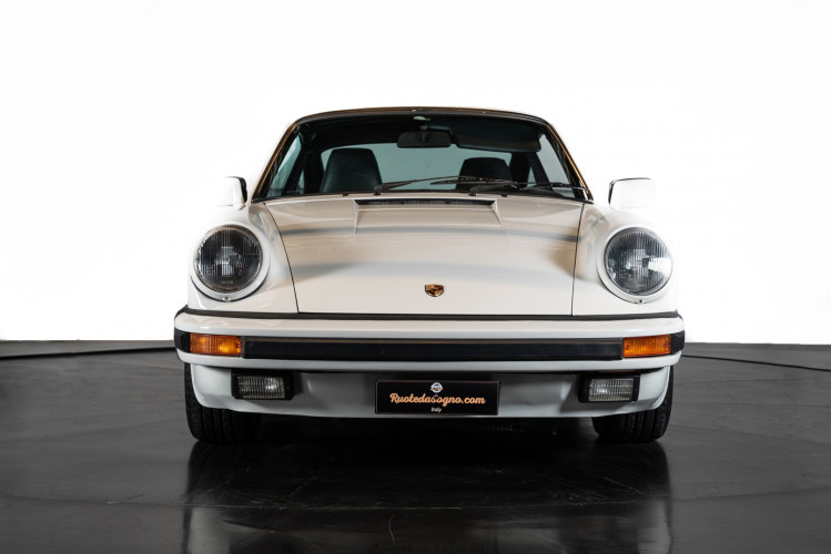 1986 PORSCHE 911 3.2 CARRERA G50 COUPè 7