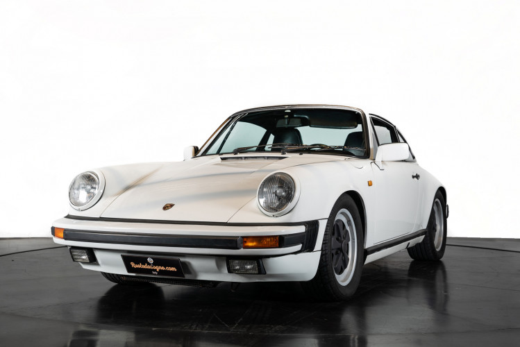 1986 PORSCHE 911 3.2 CARRERA G50 COUPè 0