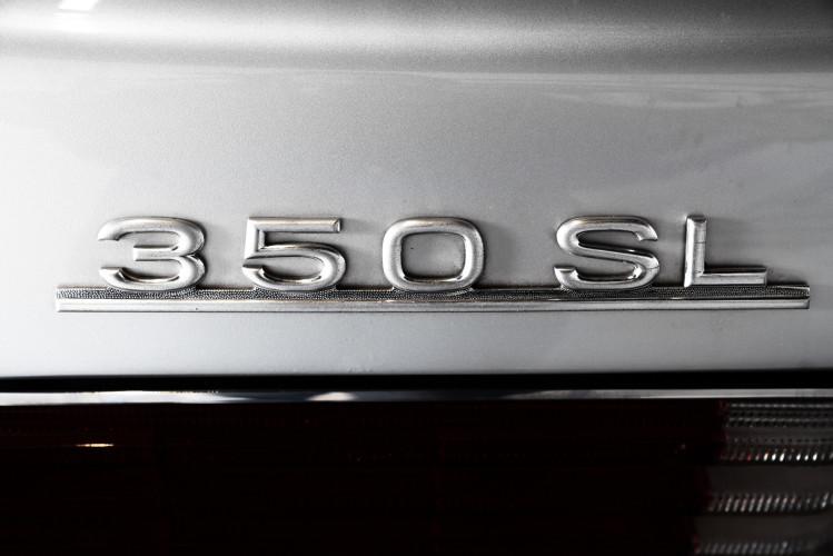 1971 Mercedes-Benz SL 350 Cabrio  12