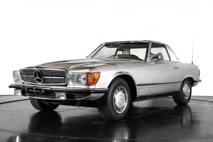 1971 Mercedes-Benz SL 350 Cabrio  0