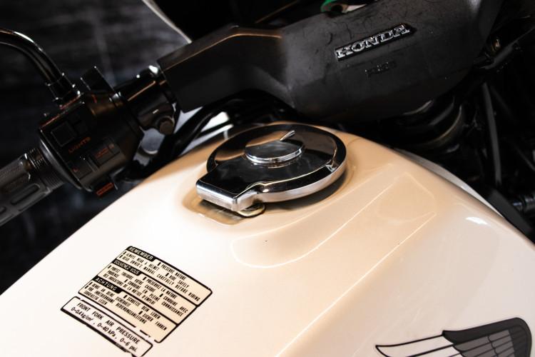 1985 Honda VT 500 14