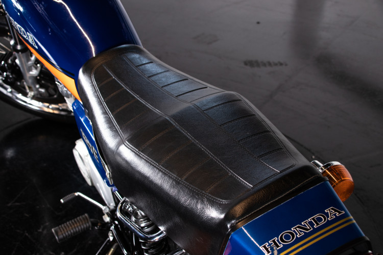1980 Honda CB 125 7/C 9