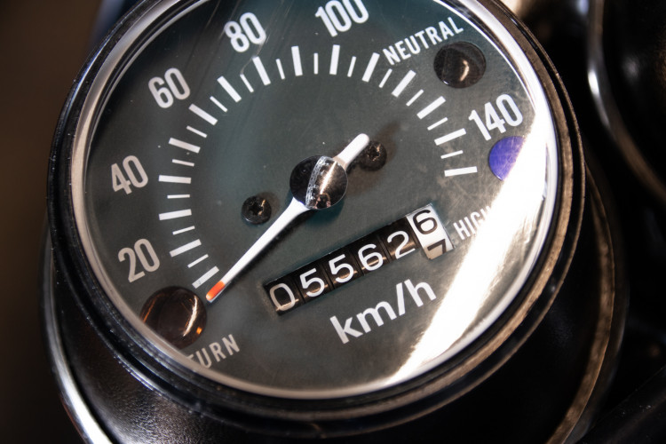 1980 Honda CB 125 7/C 15