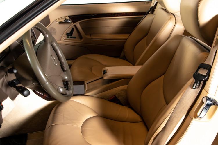 2000 Mercedes-Benz SL500 21