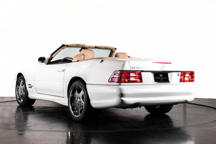 2000 Mercedes-Benz SL500 3