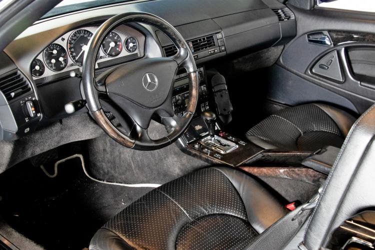2000 Mercedes Benz SL500 SL Edition 29
