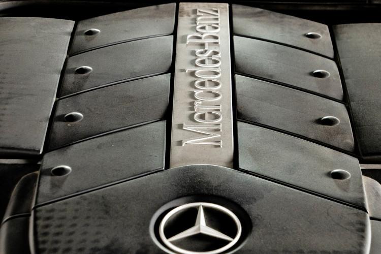2000 Mercedes Benz SL500 SL Edition 49