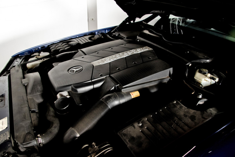 2000 Mercedes Benz SL500 SL Edition 50