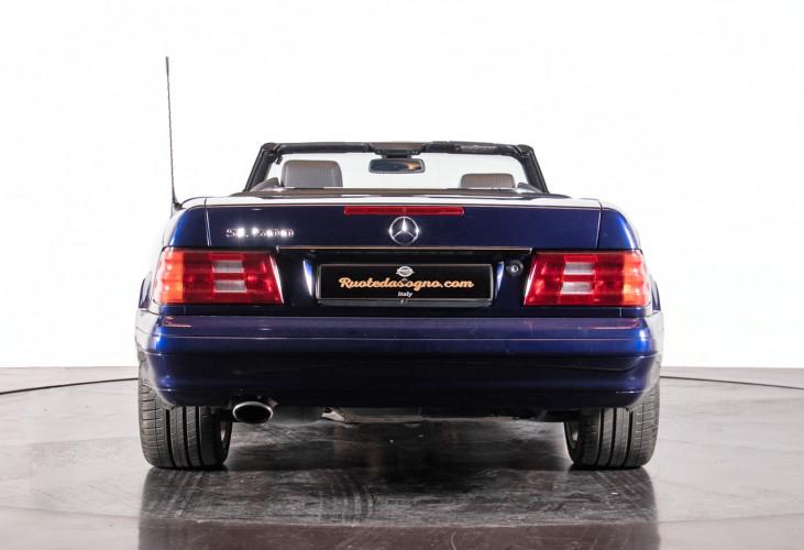 2000 Mercedes Benz SL500 SL Edition 2