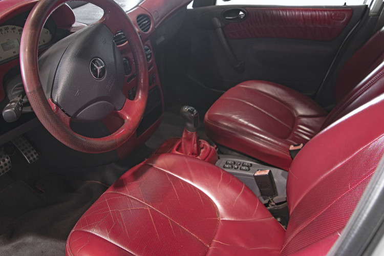 1998 Mercedes-Benz A160 Mika Hakkinen Edition 8