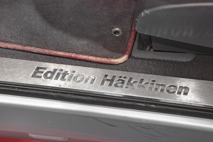 1998 Mercedes-Benz A160 Mika Hakkinen Edition 11