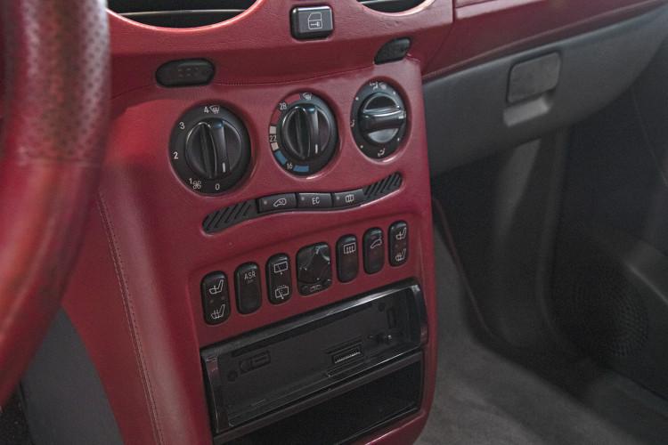 1998 Mercedes-Benz A160 Mika Hakkinen Edition 14