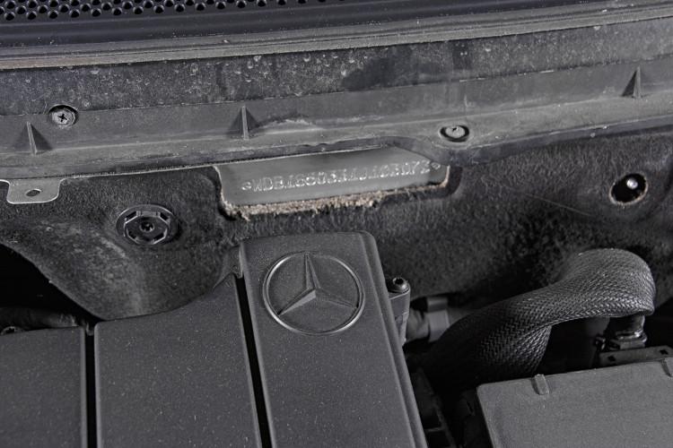 1998 Mercedes-Benz A160 Mika Hakkinen Edition 32