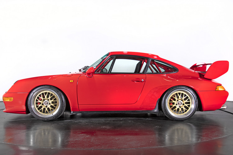 1995 PORSCHE 993 CARRERA RS CLUBSPORT 6