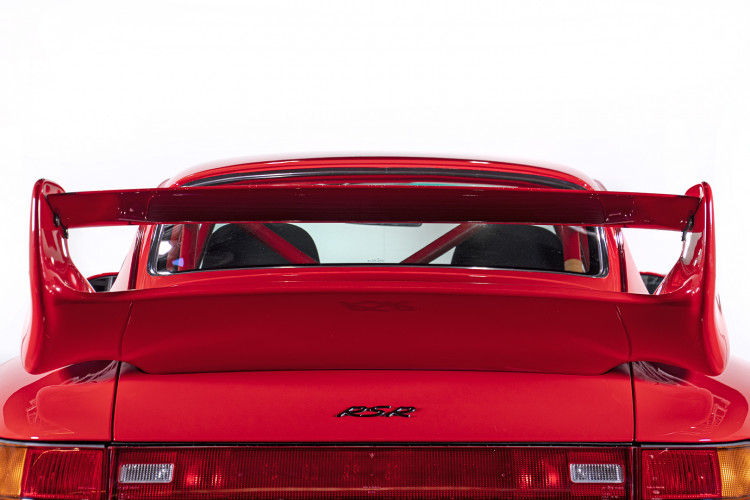 1995 PORSCHE 993 CARRERA RS CLUBSPORT 8