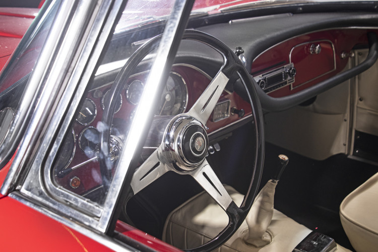 1964 MASERATI 3500 GTi 14
