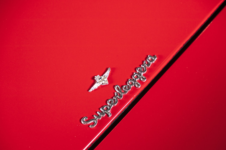 1964 MASERATI 3500 GTi 17