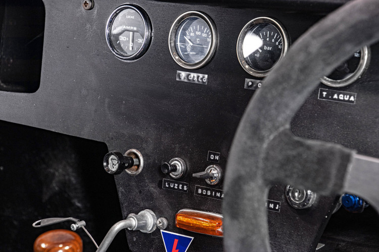 1967 Lotus 47 GT 25