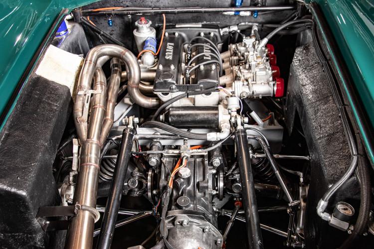 1967 Lotus 47 GT 31