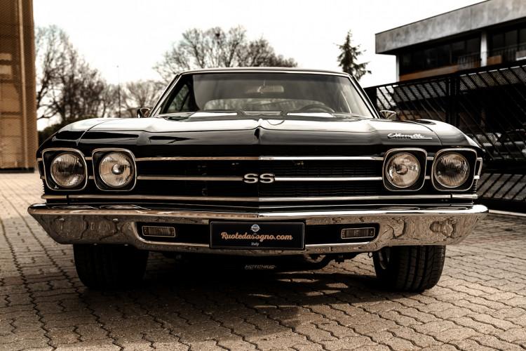 1969 Chevrolet Chevelle SS 3